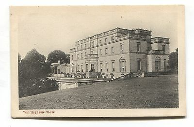 Whittinghame House, East Lothian - old postcard