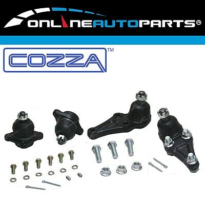 4 piece Upper & Lower Ball Joint Kit to suit Pajero NM NP NS NT 2000~2011 Wagon