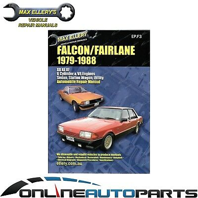 Ford Falcon Xf Repair Manual