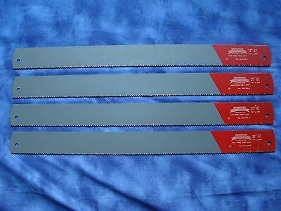 Power Hack Saw Blades by Simonds Saw & Steel Co. Set of 4