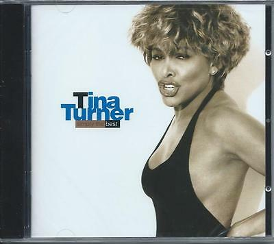 Tina Turner - Simply The Best - Greatest Hits CD NEW/SEALED