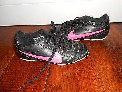 Girls Nike Sneakers Cleats / Shoes Size 13