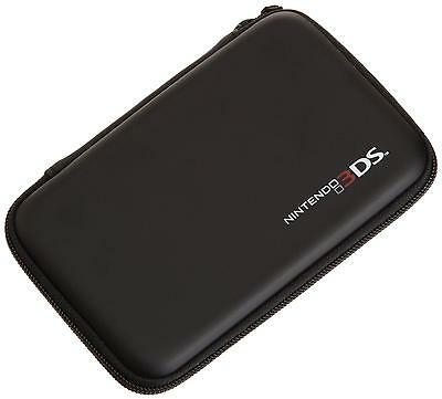 AmazonBasics Carrying Case for Nintendo New 3DS XL, XL Black Officially...