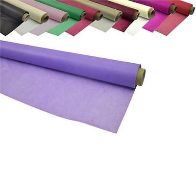 100ft Plastic Banquet Roll Table Cover Wedding Party Birthday Xmas Cover Cloth