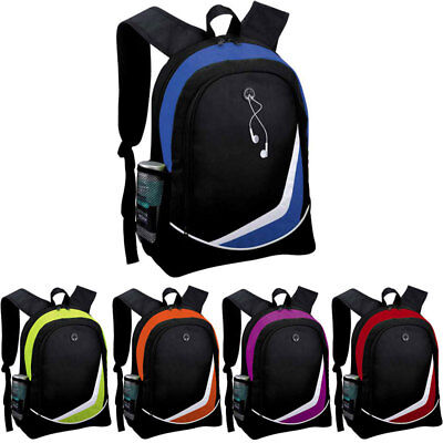 ViVo Powerplus Backpack Back Pack Rucksack Sports Gym School Travel Holiday Bag