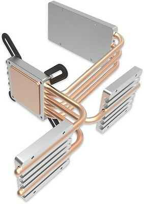 NEW! Streacom ST-LH6 Additional CPU Cooling Kit for DB4