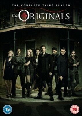 The Originals Season 3 Series Three New DVD Region 4