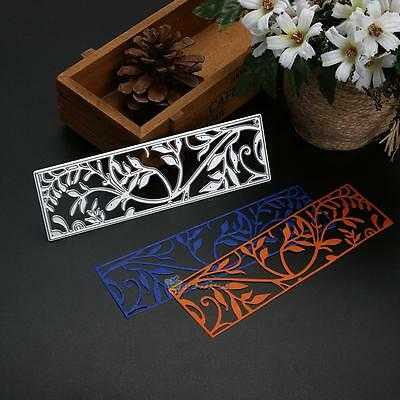 DIY Flower Cutting Dies Stencil Scrapbooking Paper Cards Craft  Embossing Decor