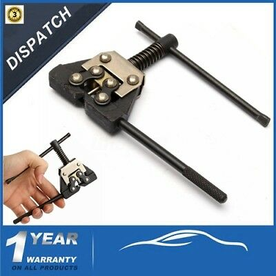 Motorcycle ATV Heavy Chain Splitter Cutter Breaker Tool 415 420 428 520 525 530