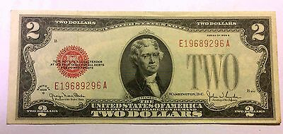 1928 G $2 Two Dollar United States Note Beauty FREE SHIPPING
