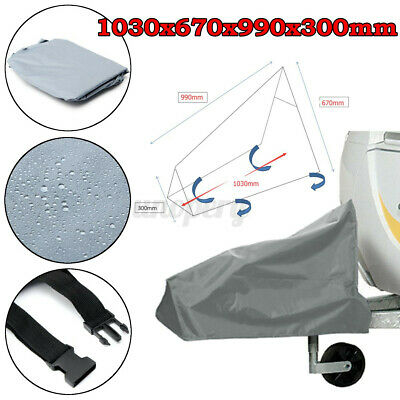 Universal Caravan Tailer Towing Hitch Cover Waterproof Rain Snow Dust Protecter
