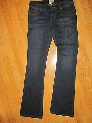 Dylan George Soft Denim Jeans Size 29 Women Dark Wash Blue