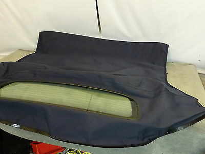 Audi Tt Convertible Blue Mohair Hood With Glass Rear Screen New Rrp £622