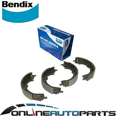 Bendix Rear Brake Shoe Set fit Toyota Hilux 2wd GGN15 KUN16 TGN16 2005-2014 RWD