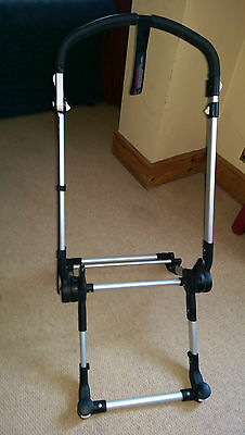 Bugaboo cameleon 3 Silver Chassis some scratches FREE UK POSTAGE