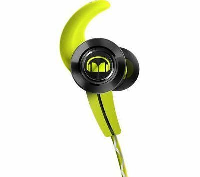 Monster iSport Victory In-Ear Bluetooth Headphones Green