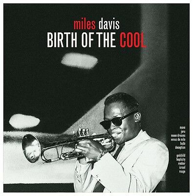 Miles Davis - Birth Of The Cool (180g Vinyl LP) NEW/SEALED
