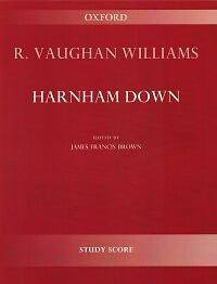 VAUGHAN WILLIAMS HARNHAM DOWN Study Score