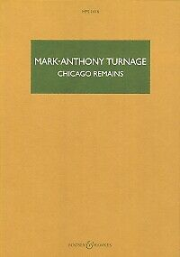 TURNAGE CHICAGO REMAINS HPS1416 Study Score