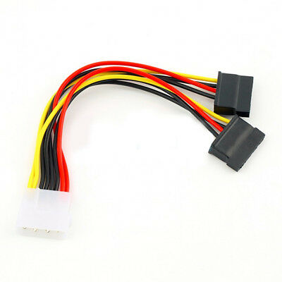 SDOPPIATORE CONVERTITORE adapter SATA IDE converter disponibile 4 PIN 15 PIN bv