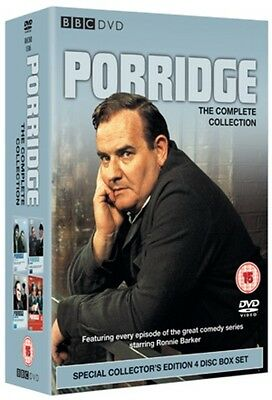 Porridge: The Complete Collection DVD Box Set NEW