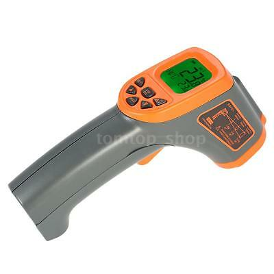 -26~1472℉ 12:1 LCD Digital Non-contact Infrared Thermometer Pyrometer Gun G0L7