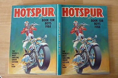 Hotspur Annual 1984 UNCLIPPED.Like Victor