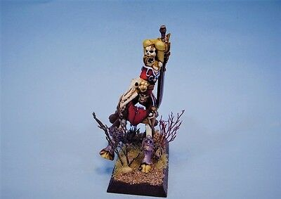 Confrontation painted miniature  Undead Centaur Sephiroth