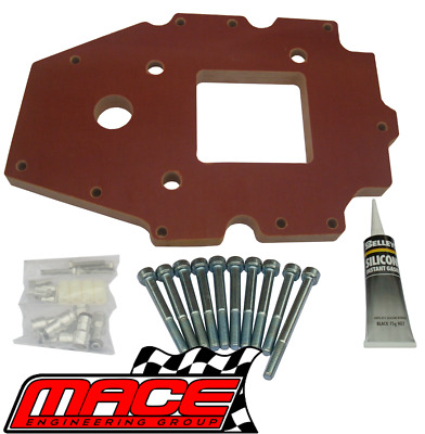 Mace 25Mm Performance Manifold Insulator Kit Holden L67 Supercharged 3.8L V6