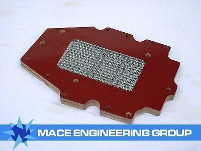 Mace Water-To-Air Mini Blizzard Intercooler Plate Holden Commodore L67 3.8L V6