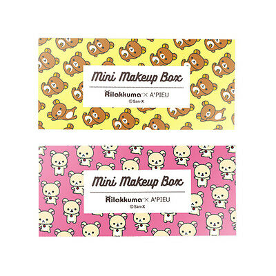[A'PIEU] Mini Makeup Box (Rilakkuma Edition) - 6g