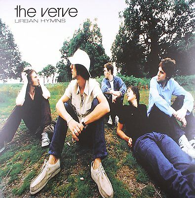 The Verve - Urban Hymns (2LP 180g Vinyl) NEW/SEALED