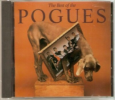 The Pogues -The Best Of [Greatest Hits] CD 1991 NEW/SEALED