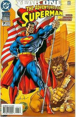 Adventures of Superman Annual # 7 (USA, 1995)