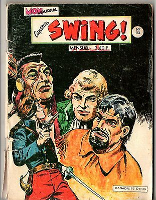 ~+~ CAPTAIN SWING n°154 ~+~ 1979 mon journal