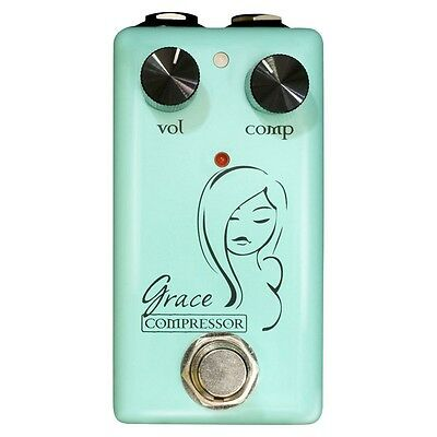 Red Witch Seven Sisters Grace Compressor Electric Guitar Effects Pedal