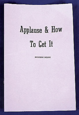 Applause And How To Get It-Ra88