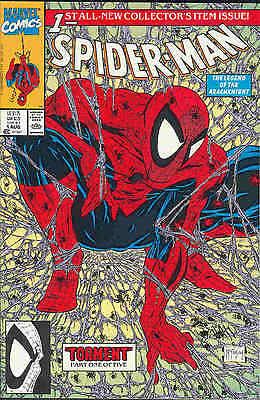 Spiderman # 1 (Todd McFarlane, green edition) (USA, 1990)