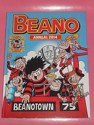 The Beano Book Annual 2014 Brand New