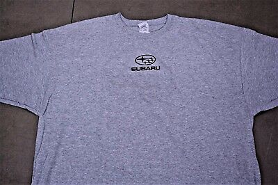 Officially Licensed Subaru Logo T Shirt