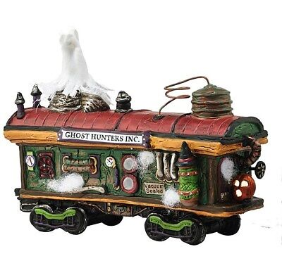 D56 SV Haunted Rails Scary Ghost Hauler #4054982 BRAND NEW Free Shipping