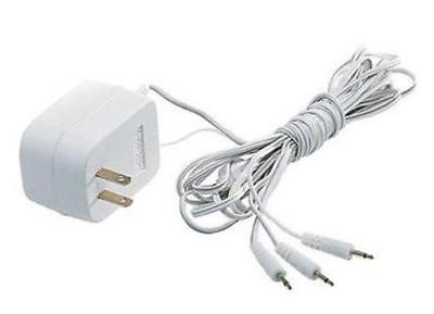 Dept 56 AC/DC Adapter White 56.55026  BRAND NEW  Free Shipping