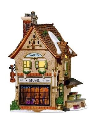 Dept 56 Dickens Village Swift's Stringed Instruments #56.58753 BRAND NEW