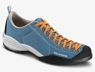 Shoes SCARPA MOJITO FRESH Man colour Ocean Orange