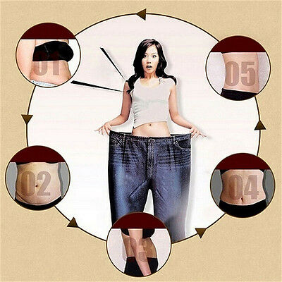 10PCS Weight Loss Slimming Strongest Diets Detox Adhesive Sheet Patch Pads Slim