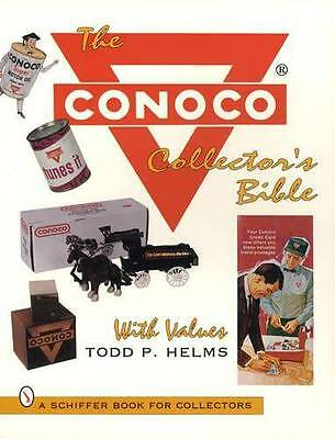 Vintage Conoco Oil & Gas Collectors Bible - Continental Oil Co - Dating w ID$
