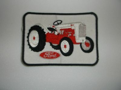 Ford tractor patch