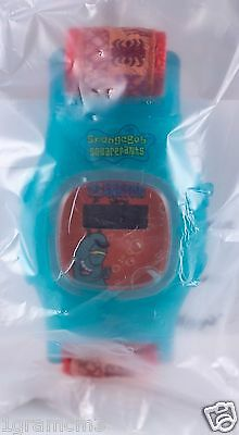 Kellogg's Cereal Plankton Watch From SpongeBob Squarepants New In Sealed Package
