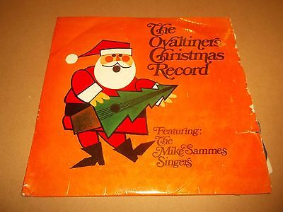 """Mike Sammes Singers & Derek Cox Quintet – The Ovaltiners Christmas Record 7"""""""