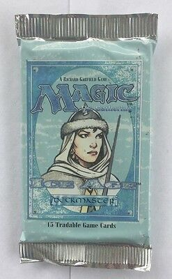 1 Ice Age Sealed Booster Pack Mtg Magic English Fresh from Box